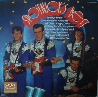 The Spotnicks - Spotnick's Best (LP, Comp, RE)