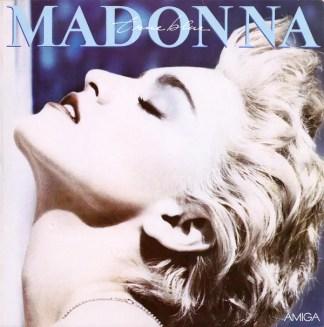 Madonna - True Blue (LP, Album)