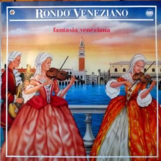 Rondò Veneziano - Fantasia Veneziana (LP, Album)