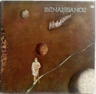 Renaissance (4) - Illusion (LP, Album, RE, Gat)