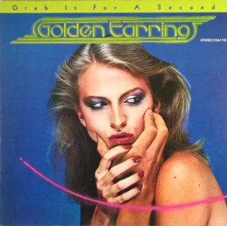 Golden Earring - Grab It For A Second (LP, Album)