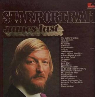 James Last - Starportrait (2xLP, Comp, Box)