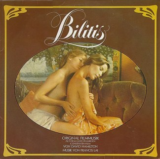 Francis Lai - Bilitis (LP, Album, RE)