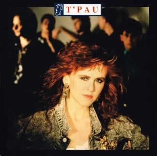 T'Pau - Bridge Of Spies (LP, Album)
