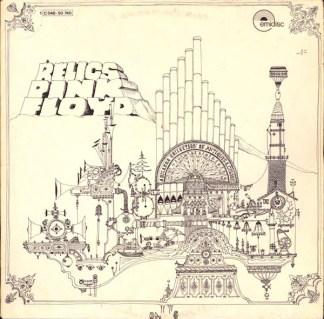 Pink Floyd - Relics (LP, Comp, 1st)