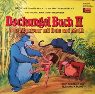 Walt Disney - Dschungel Buch II (LP, Album)