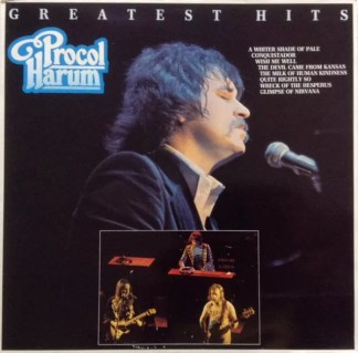 Procol Harum - Greatest Hits Vol 1 (LP, Comp)