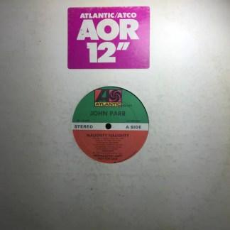"""John Parr - Naughty Naughty  (12"""", Maxi, Promo)"""