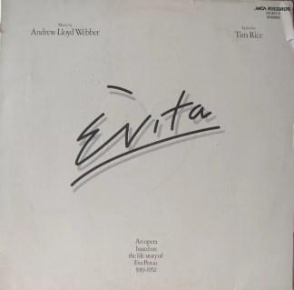 Andrew Lloyd Webber, Tim Rice - Evita (2xLP, Album)