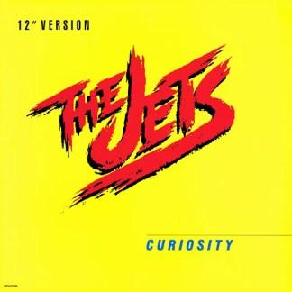 "The Jets - Curiosity (12"")"