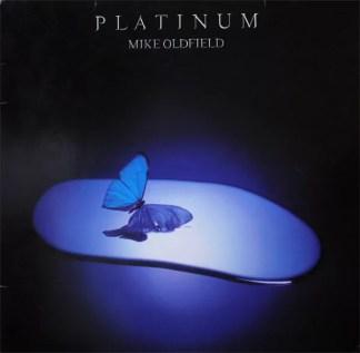 Mike Oldfield - Platinum (LP, Album, RP)
