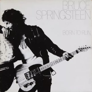 Bruce Springsteen - Born To Run (LP, Album, Gat)