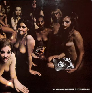 The Jimi Hendrix Experience - Electric Ladyland (2xLP, Album, Gat)