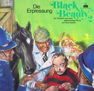 Anna Sewell - Black Beauty 2 - Die Erpressung (LP, Club)