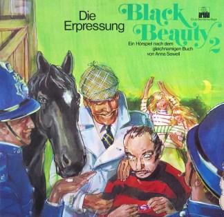 Anna Sewell - Black Beauty 2 - Die Erpressung (LP, Club)