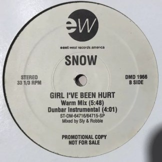 "Snow (2) - Girl, I've Been Hurt (12"", Promo)"