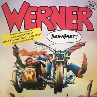 Various - Werner - Beinhart! (LP, Comp)