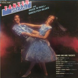 Various - Tanzen Überall (Stars Und Ihre Tanzhits) (LP, Comp)