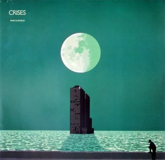 Mike Oldfield - Crises (LP, Album)