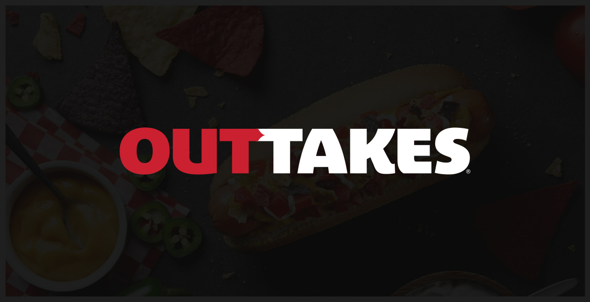 Outtakes Branding