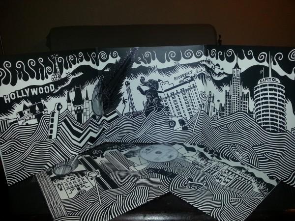 Atoms For Peace - Amok *** Limited Triple Gatefold Vinyl
