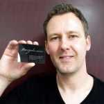 Troxxy Vinylz-Gründer Christian Troegele