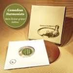 Comedian Harmonists auf Schokoladenschallplatte