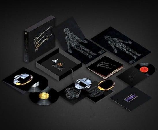 Daft Punk - Random Access Memories Vinyl Deluxe Boxset