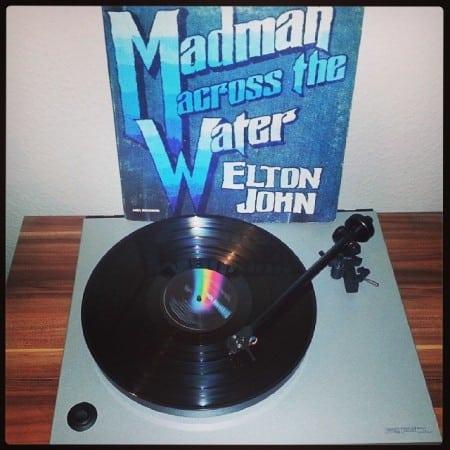 Elton John - Madman Across The Water Vinyl Classic