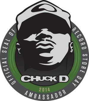Chuck D - Botschafter des Record Store Days 2014