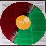 Listener - Time Is A Machine auf farbigem Vinyl
