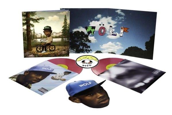 Wolf von Tyler the Creator zum ersten Mal auf Vinyl