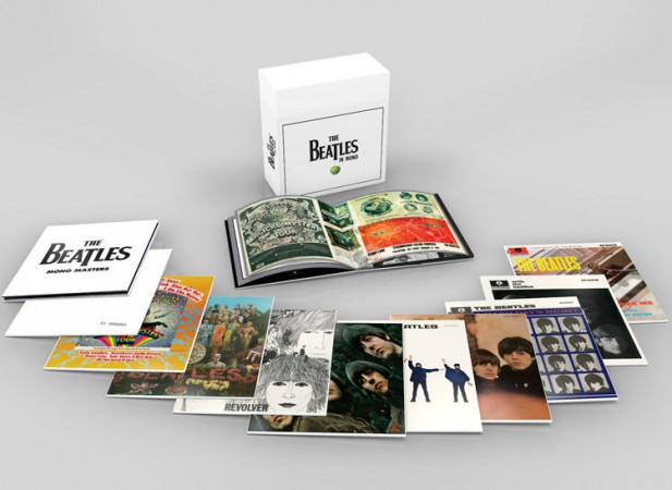 The Beatles Mono Vinyl Boxset