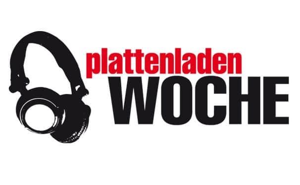 Logo Plattenladenwoche 2014