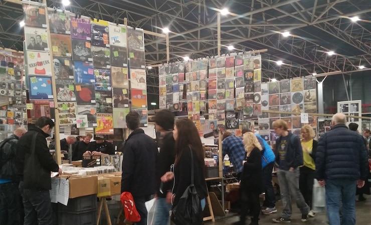 Record Planet in Utrecht - November-2014