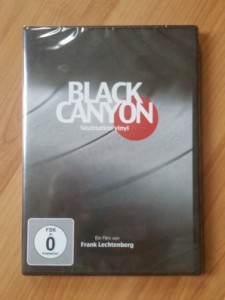 Dokumentation Black Canyon - Faszination Vinyl auf DVD