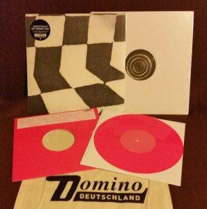 Vinylpaket von Domino Records