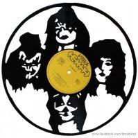 Tincat - Vinyl Art Kiss Band