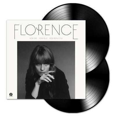 Florence + The Machine - How Blue How Beautiful auf Doppelvinyl