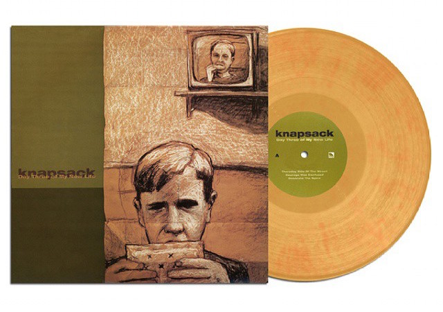 Zum Heimathafen Art Series Knapsack Vinylpaket