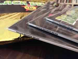Private Records - Vinyl Label aus Berlin