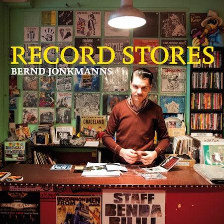 Record Stores-Fotobuch von Bernd Jonkmanns