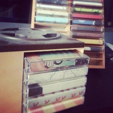 Kassette statt Vinyl: Damals mit 16-Mixtape