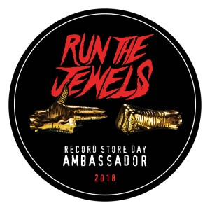Run The Jewels RSD Botschafter 2018