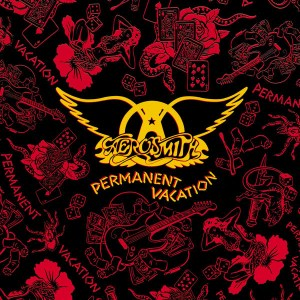 AEROSMITH - PERMANENT VACATION LP
