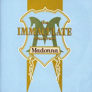 MADONNA - IMMACULATE COLLECTION LP