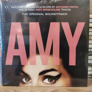 AMY WİNEHOUSE & ANTONIO PINTO - Amy (The Original Soundtrack)