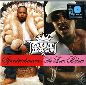 OUTKAST-SPEAKERBOXXX - 4 × Vinyl, LP, Album, Reissue