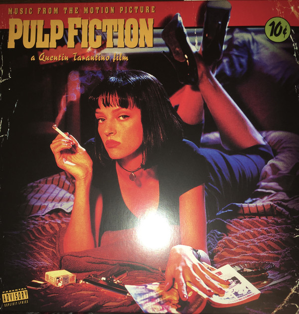 PULP FICTION -PULP FICTION -(Music From The Motion Picture)LP