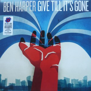 BEN HARPER - GIVE TILL LT S GONE - Vinyl, LP, Album
